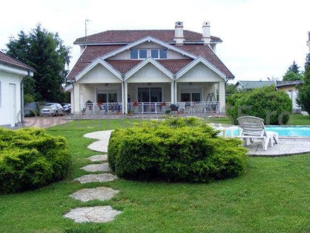 De vanzare Casa/Vila 6 camere in Ilfov  Corbeanca Soseaua Unirii - 2/12