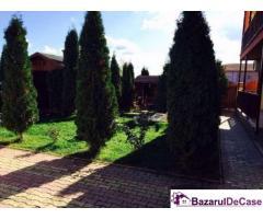 Vand Apartament 3 camere(156mp) in vila Domnesti