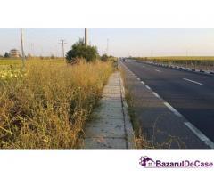 Vanzare Teren stradal Uzunu Giurgiu DN5