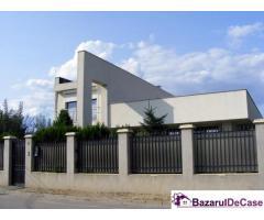 Vila de vanzare Mogosoaia Ilfov Strada Vanatorilor - Imagine 1/12