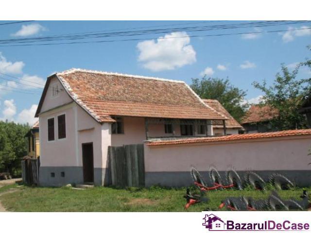 Casa cu 2 camere Ravasel Sibiu - 1/4