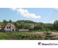 Casa cu 2 camere Ravasel Sibiu