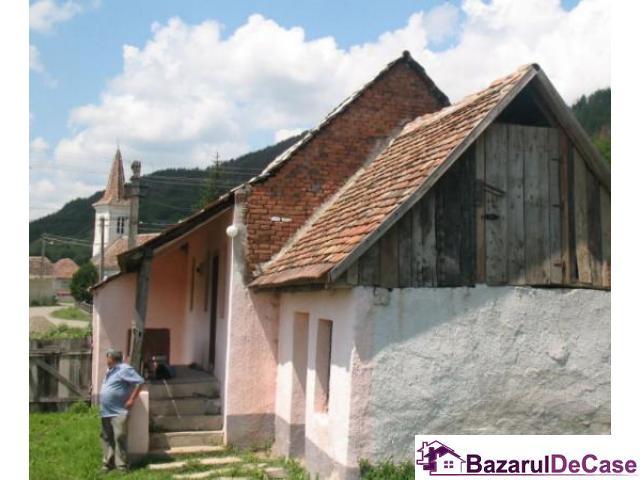 Casa cu 2 camere Ravasel Sibiu - 3/4