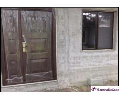 Casa nefinisata comuna Fundeni