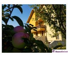 Vila si teren de 4200m2 in Suceava