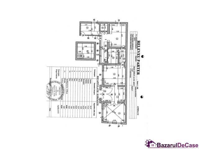 Casa singur curte CENTRAL- Palatul Parlamentului – Hotel Marriot - 3/6