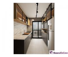 Apartament 2 Cam Lux/  Finalizat / 52mp / Militari Residence