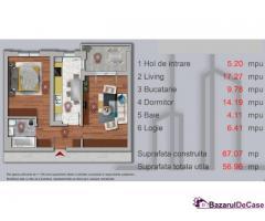 Apartament 2 camere,Chiajna, Lacul Morii, Padurea Rosu