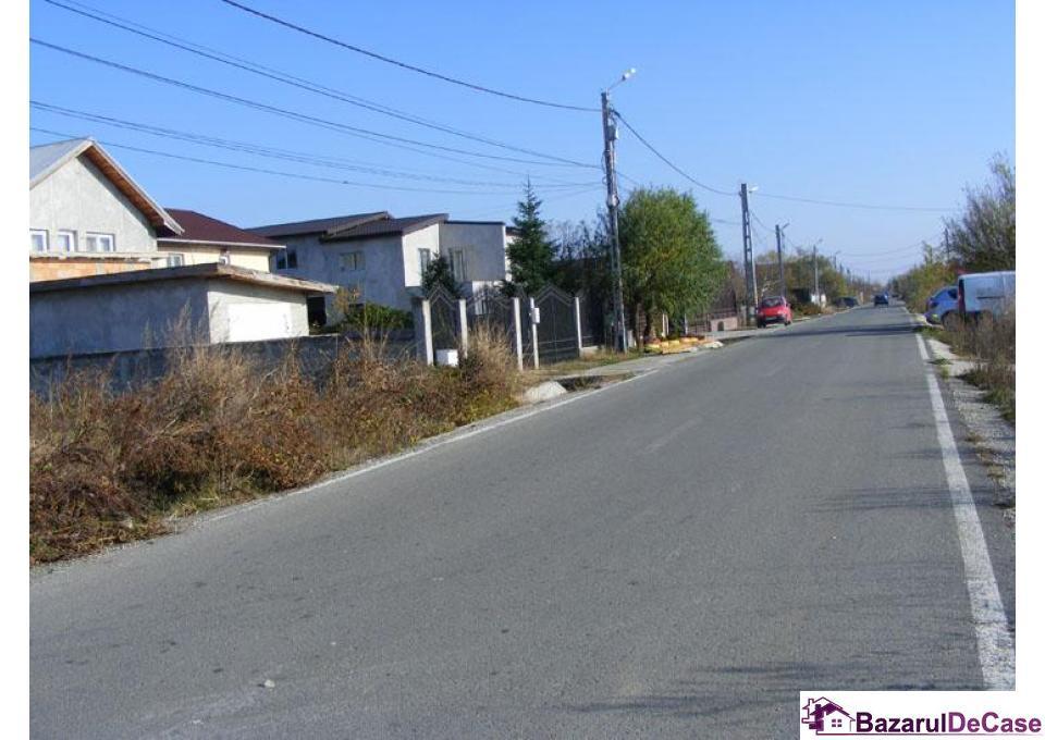 Vila de vanzare Direct Proprietar Cornetu Ilfov Strada Podisor - 12/12