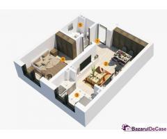 Studio modern Militari Residence