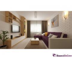 Apartament cu 2 camere în zona Militari Residence