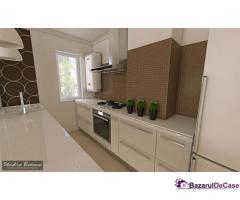 Apartament 3 camere, 78 mp , decomandat, finalizat