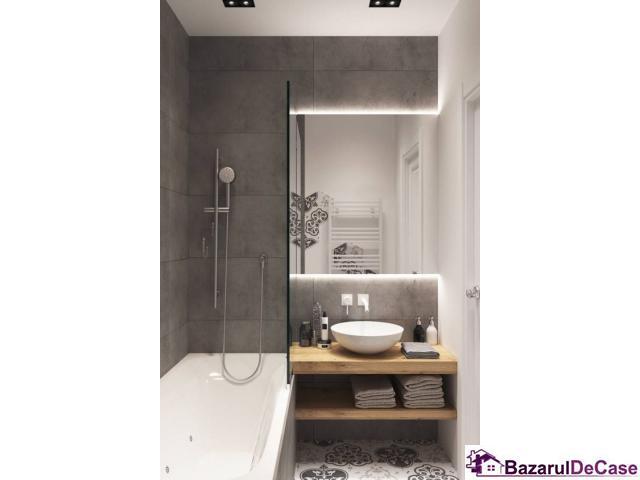 Apartament 2 Camere  Finalizat 42 mp  Militari Residence - 3/3