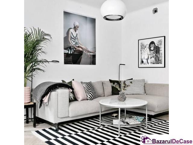Apartament 2 Camere Open Space 40 mp Militari Residence - 1/4