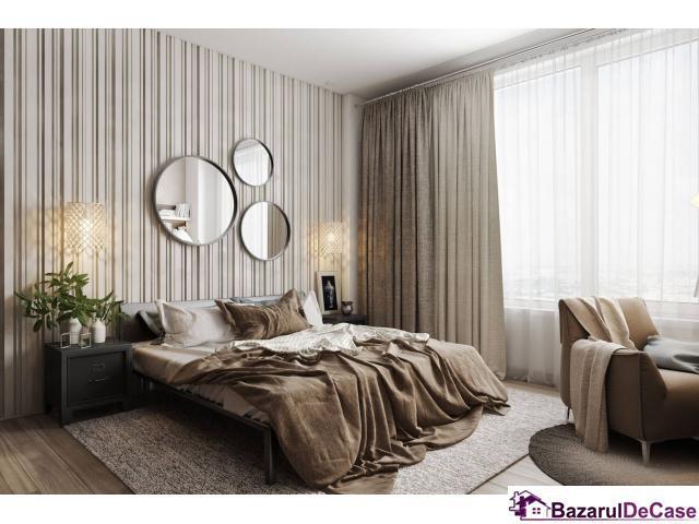 Apartament 3 camere finalizat Militari Residence COMISION 0% - 4/5