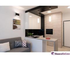 Apartament spatios Militari Residence