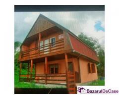 Imobiliare Harghita casă de vacanta Central Bucin Praid