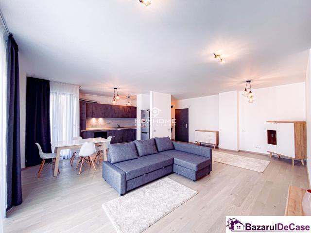 Apartament LUX 2 camere, zona Iulius Mall Fsega, 70 mp, loc de parcare - 6/12