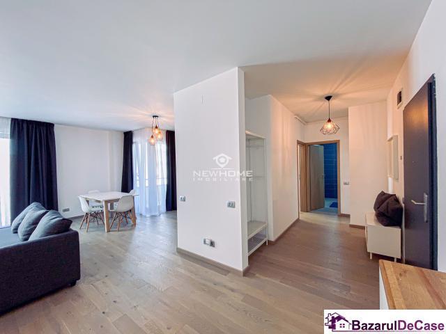 Apartament LUX 2 camere, zona Iulius Mall Fsega, 70 mp, loc de parcare - 10/12
