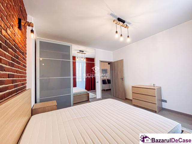 Apartament LUX 2 camere, zona Iulius Mall Fsega, 70 mp, loc de parcare - 12/12