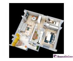 Apartament 2 camere   Veranda Residence   Central