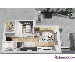 Vanzare apartament 2 camere, imobil nou, zona CENTRAL