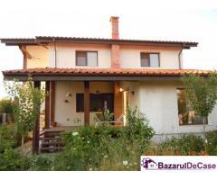 SCHIMB vila 6 camere deosebita cu apart / casa 3 camere in Bucuresti