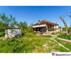 Casă cu teren 504 mp,  zonă centrală, Drăgășani
