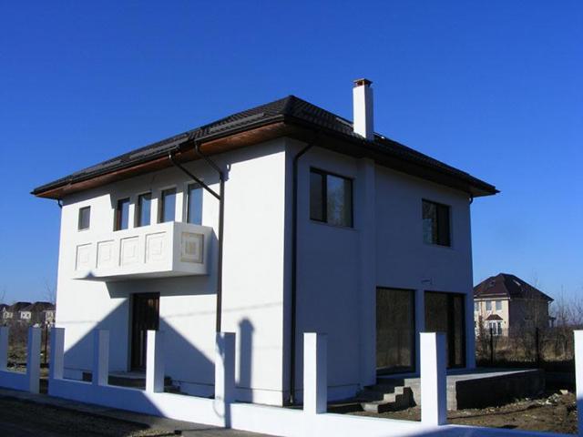 Vila de vanzare Direct Proprietar Corbeanca Ilfov Strada Piersicului - 2/12