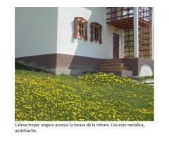 Vila cu aer castelan langa Valenii de Munte