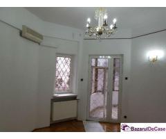 Primaverii inchiriez apartament 5 camere vila parter inalt