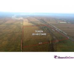 Vanzare teren A1 - Autostrada Bucuresti - Pitesti - Imagine 1/4