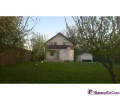 Vand casa Snagov-Ghermanesti complet mobilat la pret de apartament