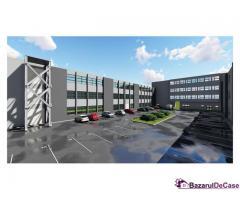 Hala productie 500 mp2, nou renovata, cu toate utilitatile