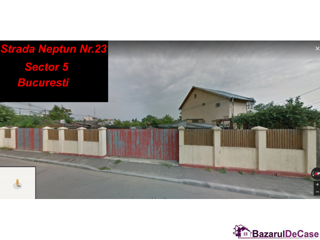VAND TEREN - 3408 mp. - Str. Neptun Nr. 23 ,Sector 5 - PROPRIETAR !!! - 3/7