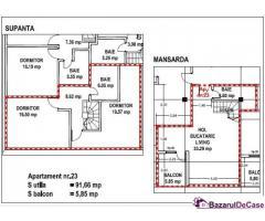 Vanzari apartamente 3 camere proprietari Brasov