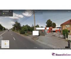 Spatiu comercial/depozitare stradal E85