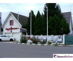 Casa-vila si afacere de vanzare Strada Paraul Rece Popesti Leordeni