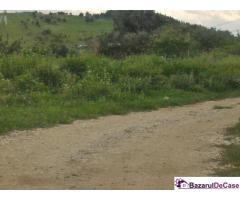 Teren 5 ha, zona iesire Sura Mare spre Slimnic