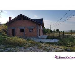 17.500€ Urgent - investitie !! Casa P+M 108mp amprenta + teren 740mp
