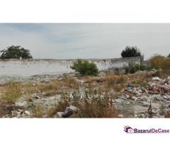 Teren 1126 mp si constructii partial demolate, Glina, Ilfov
