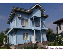 Casă - vilă de vânzare  Ghermănești Snagov Ilfov