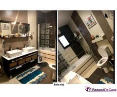PROPRIETAR, Dudu padure, casa individuala 2014 P+1+M, multiple imbunat