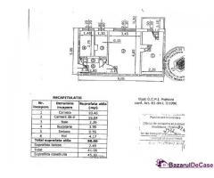 Apartament 2 camere, Aleea Chimiei, Ploiesti