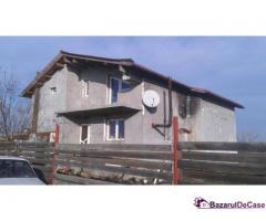 Teren 373.90 mp si casa nefinalizata, Domnesti, Ilfov
