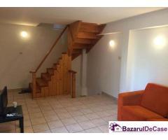 Inchiriez Casa 3 camere D+P+M 90 mp Zona Domenii