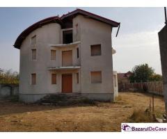 Casa la rosu lângă padure, Branesti
