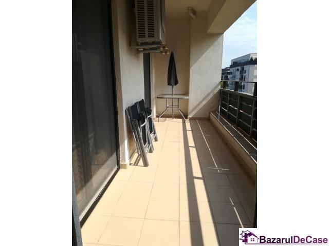 Inchiriere apartament 3 camere Natura Residence, 2 locuri parcare - 10/10