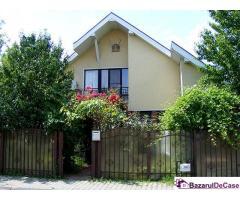 Casă - vilă de vânzare cartierul rezidential Madrid Pipera