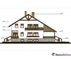 Vila in constructie